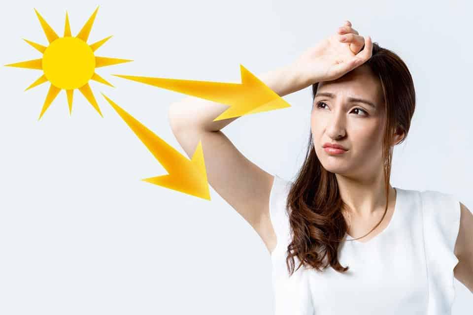 紫外線を浴び続けると危険!紫外線から肌を守るには?