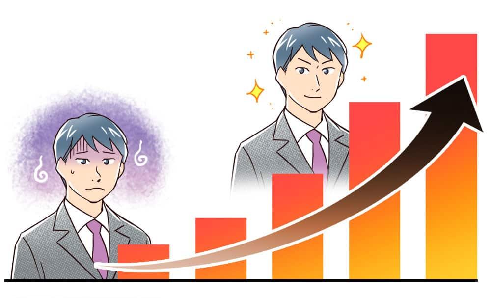 事業の発展イメージ