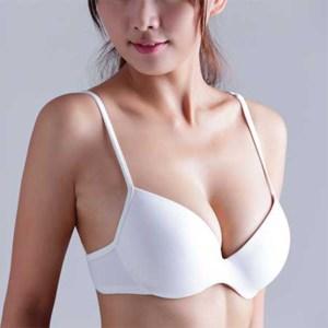 脂肪注入豊胸イメージのモニター施術